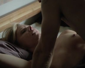 Lene Maria Christensen - Arvingerne s01e10 (2014) celebs hot video scene