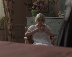 Anya Taylor-Joy - Emma. (2020) celebrity topless scenes
