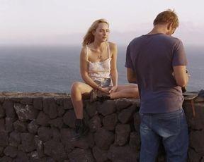 Dakota Johnson nude - A_Bigger_Splash (2015) Topless Scene