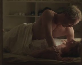 Kim van Kooten - Hollands Hoop s01e04 (2014) celeb nude scene