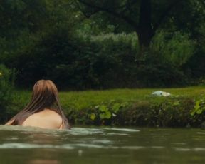 Josephine de La Baume - Road Games (2015) celeb nude scene