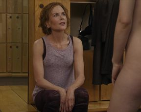 Matilda De Angelis, Nicole Kidman - The Undoing s01e01 (2020) celebs topless scenes