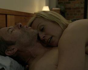 Marta Dusseldorp - Jack Irish Dead Point (2014) celebrity hot scene