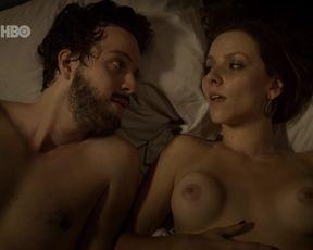 Letц╜cia Tomazella - O Negocio s02 e05 (2014) celeb hot scene