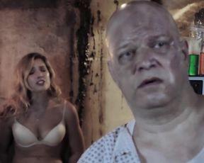 Arielle Cezanne - Insectula! (2015) celeb sexy video