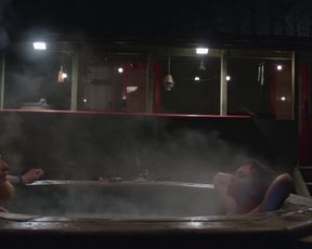 Maggie Gyllenhaal – Frank (2014) celeb hot video scene