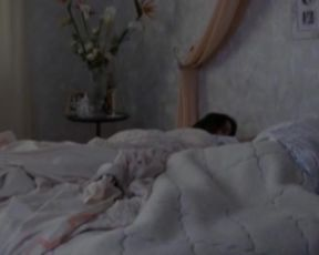 Marie Bourjala - L'enlevement de Michel Houellebecq (2014) actress hot video scene