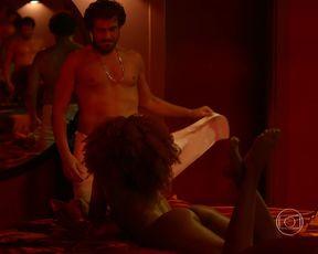 Maria Bia - Sexo E As Negas s01e02 (2014) sexy