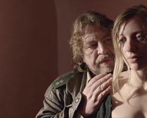 Janina Schauer naked - Tatort (2015)