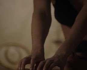 Lizzy Caplan naked - Masters_of_Sex_s02e12 (2014)