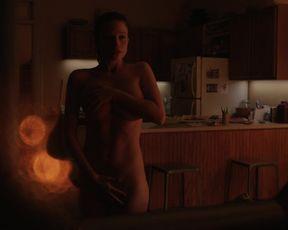 Sarah_Hay_-_Flesh_and_Bone_s01e01 (2015) Topless Episode