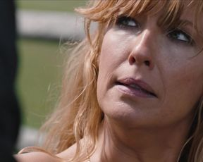 Kelly Reilly - Yellowstone s01e03 (2018) Censored naked video