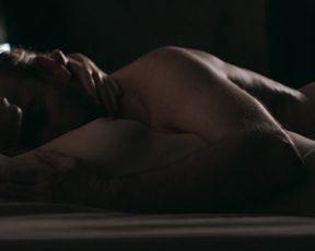 Hayley McElhinney - Hearts and Bones (2019) Nude movie scene