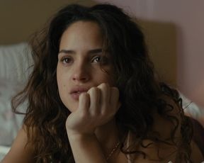 Adria_Arjona_-_True_Detective_s02e01 (2015) censored blowjob movie scene and sexy actress