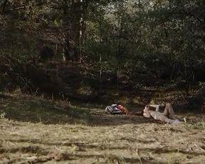 Amanda MoonRay topless - Lumberjack_Man (2015) Sex Scene