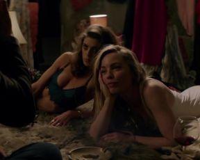 Melissa George, Aoibhinn McGinnity - Don't Go (2018) Nude adult movie scene