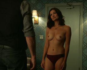 Leah McKendrick - Shut Eye s02e08 (2017) Naked TV movie scene