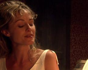 Jennifer O'Dell - The Man Who Came Back (2008) Naked TV movie scene
