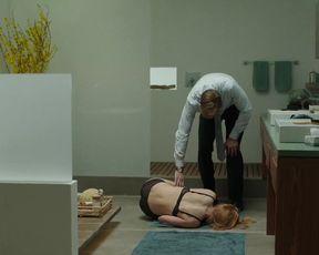 Nicole Kidman - Big Little Lies s01e07 (2017) Naked actress in a TV movie scene