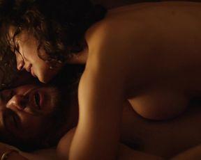 Debora Nascimento - O Olho e a Faca (2019) Naked of staging scene