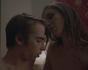 Cristiana Luca - Prima Noapte (2016) Nude film scene
