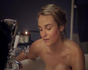Joanna Vanderham - The Boy with the Topknot (2017) Naked movie scene