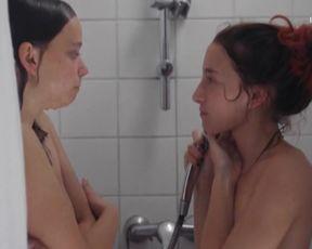 Sophie Breyer, Zoe Fischer nude - La Treve (2016) (Season 1, Episode 4)