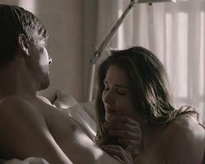 Tiziana Piergianni - Non uccidere s01e02 (2015) Nude sexy video