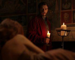Sarah Felberbaum naked - Medici Masters of Florence 2016) (Season1, Episode5)