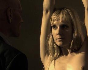 Joceline Brooke-Hamilton - The Dossier (2015) Thriller nude scene