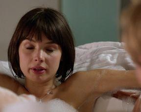 Federica Sabatini - Hochzeit in Rom (2016) Nude movie scenes