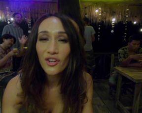 Maggie Q - Death of Me (2020) celebs sex