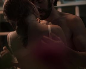 Isabel Burr, Maria Leon - The House of Flowers s03e02-07 (2020) sexy topless scenes