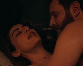 Zineb Triki - Le Bureau des Legendes s05e03 (2020) Naked sexy video