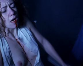 Raven Lee, and other - Hellriser (2017) fantastic thriller erotic movie / hot nude lesbian scene