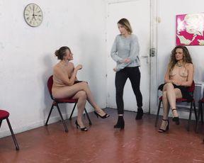 Laura Meunier, Theodora Breux nude - Mise a Nue (2020)