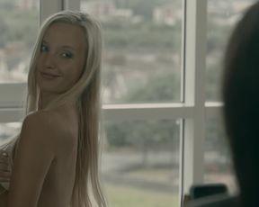 Kristy Philipps - Patrick (2019) Censored naked video