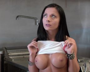 Aneia Hamberg sexy - Dirty Dealing (2018)