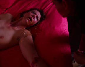 Shoshanna Hill, Trista Robinson, and other - Purgatory Road (2017) celebrity hot scene
