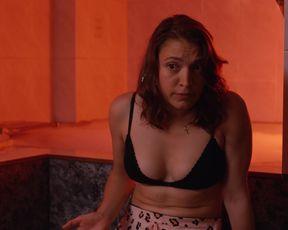 Irina Potapenko - Unorthodox s01e03 (2020) Nude sexy video