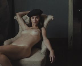 Salome Zimmerlin - La Fille dБ─≥Herode (2016) Naked sexy video