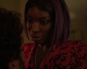 Michaela Coel, Weruche Opia - I May Destroy You s01e03 (2020) celeb hot scene