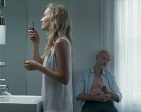 Simone-Elise Girard - Boris sans Beatrice (2016) Censored scene