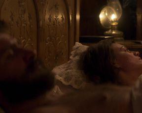 Magdalena Boczarska - Pilsudski (2019) Nude movie scene