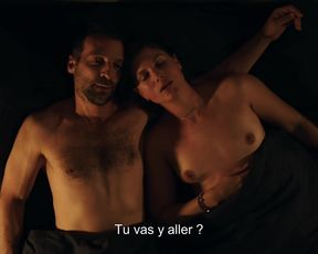 Maryana Spivak - Le Bureau des Legendes s05e03 (2020) Nude movie scene