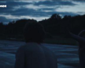 Lucie Debay - Uuquchiing (2018) Nude hot scene