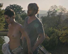 Katia Fellin hot - The Man with the Camera (2020)