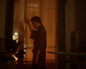 Alma Jodorowsky - Le ciel etoile au-dessus de ma tete (2017) Hot movie scene