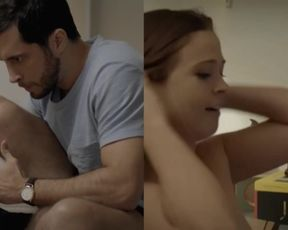 Gabriella Vergani - O Negocio s04e04 (2018) Sexy scenes