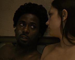 Emily Meade - The Deuce s01e02 (2017) sexy hot scene